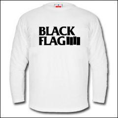 Black Flag - Logo Longsleeve