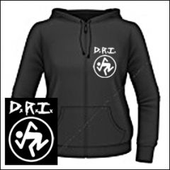 DRI - Logo Girlie Zipper