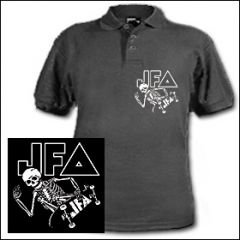 JFA - Skate To Hell Polo Shirt