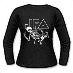 JFA - Skate To Hell Girlie Longsleeve