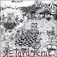 Stupids - Retard Picnic LP