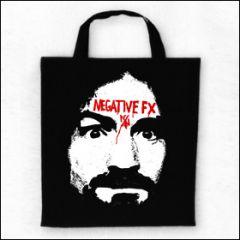 Negative FX - Charles Manson Tasche (Henkel kurz)