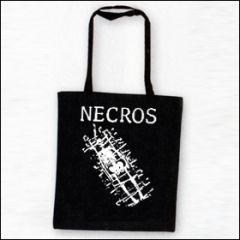 Necros - Skeleton Tasche (Henkel lang)