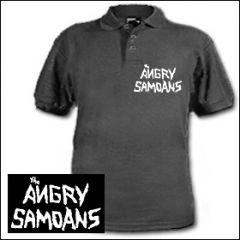 Angry Samoans - Logo Polo Shirt