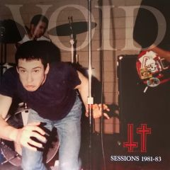Void - Sessions 1981 - 83 LP