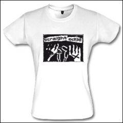 Straight Edge - Girlie Shirt