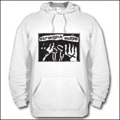 Straight Edge - Hooded Sweater