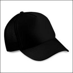 Mesh Cap schwarz/schwarz