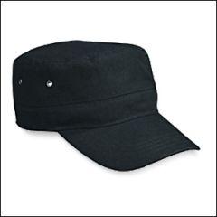 Military Cap schwarz