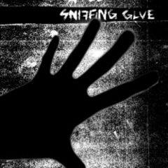 Sniffing Glue - s/t LP