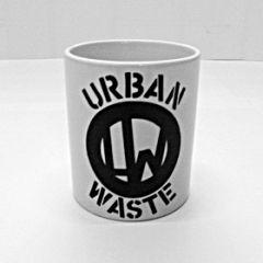 Urban Waste - Logo Tasse