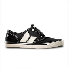 Macbeth Langley Sneaker (Schwarz/Zement)