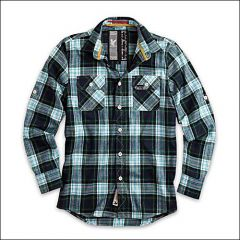 Lumberjack Shirt dunkelblau