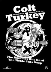 Colt Turkey Package (Shirt, Poster, Aufkleber)