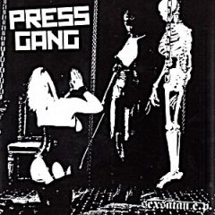 Press Gang - Sexsatan 7""