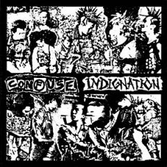 Confuse Indignation LP