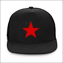 Roter Stern - Baseball Cap