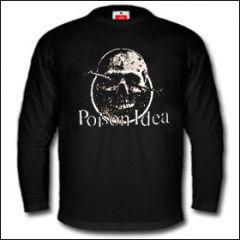 Poison Idea - Skull Longsleeve