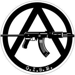 Gism - Logo Button