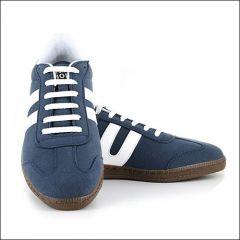 Cheatah Sneaker (Navy)