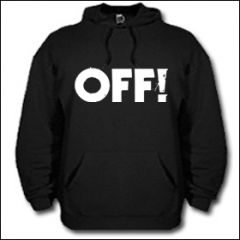 Off! - Logo Hooded Sweater