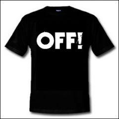 Off! - Logo Shirt schwarz
