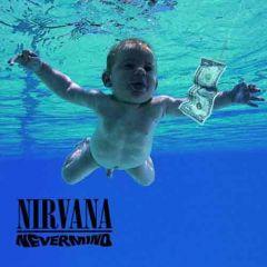 Nirvana - Never Mind LP
