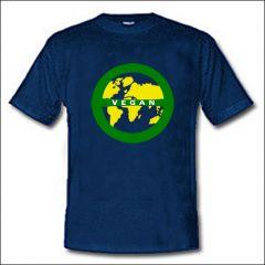 Vegan Earth - Shirt