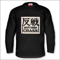 Crass - Anti-War Longsleeve