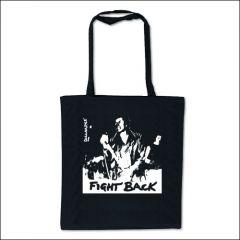 Discharge - Fight Back Tasche (Henkel lang)