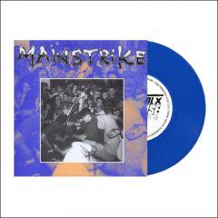 1 7/ 2 LP/ 1 CD Bundle incl. Mainstrike first 7 on blue