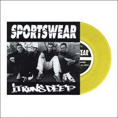 1 7/ 2 LP/ 1 CD Bundle incl. Sportswear second 7 on yellow