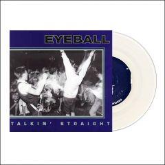 4 7/ 1 CD Bundle incl. Eyeball 7 on clear Vinyl