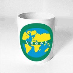 Vegan Earth - Tasse