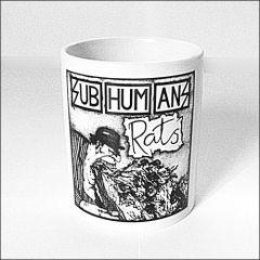 Subhumans - Rats Tasse