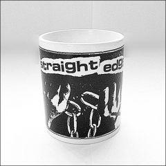 Straight Edge - Tasse