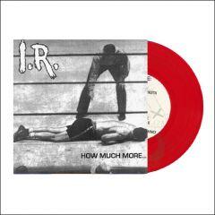 8 7/ 1 CD Bundle incl. Insurance Risk 7 on red Vinyl
