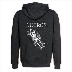 Necros - Skeleton Zipper