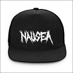 Nausea - Logo Baseball Cap