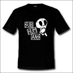 Subhumans - Shirt