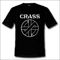 Crass - Logo Shirt