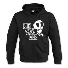 Subhumans - Hooded Sweater
