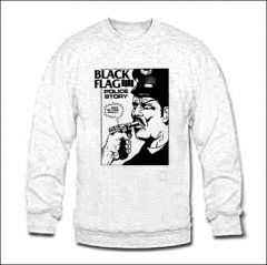 Black Flag - Police Story Sweater