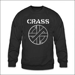 Crass - Logo Sweater