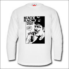Black Flag - Police Story Longsleeve
