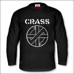 Crass - Logo Longsleeve