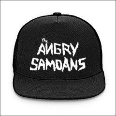 Angry Samoans - Logo Baseball Cap