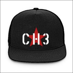 Channel 3 - Logo Baseball Cap