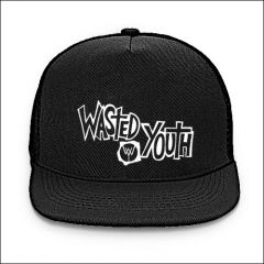 Wasted Youth - Logo Baseball Cap