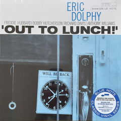 Eric Dolphy - Out To Lunch! LP